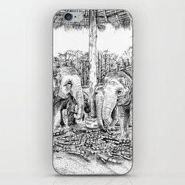 Rescued iPhone Skin