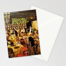 Nicole & Patrick wedding at Chateau Elan Stationery Cards