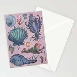 The Specimens figure 001 Stationery Cards