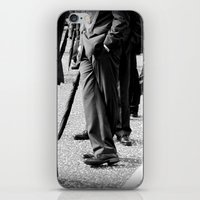 legs iPhone & iPod Skins featuring Legs by Judith Kimber Photography