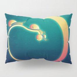 Snail's Moon Eclipse Pillow Sham