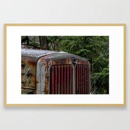 Scania Framed Art Print