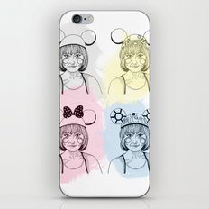 Mouse Ears iPhone Skin