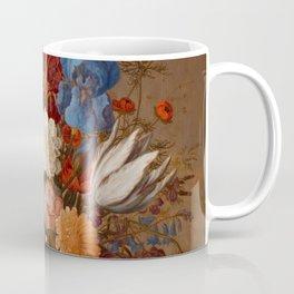 """Balthasar van der Asts """"Still Life with Flowers"""" Coffee Mug"""