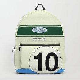 SRC Preparations 934 No.10 'Ol' No.10' Carter Backpack