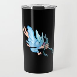 smurfs Travel Mug