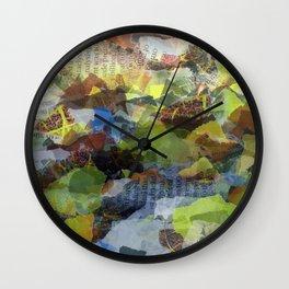 Paper Access Wall Clock