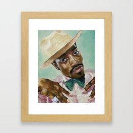andre 3000 Framed Art Print