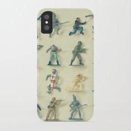 Broken Army iPhone Case