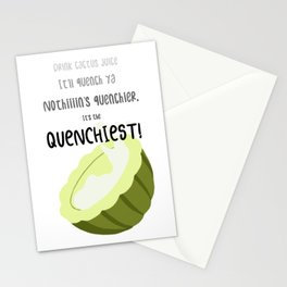 It's The Quenchiest! Stationery Cards