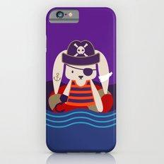 Pirate Bunny Needs Coffee Slim Case iPhone 6s