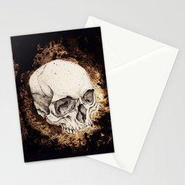 Skull Study No.6 (aka - Barrie) Stationery Cards