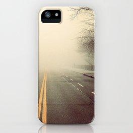 Road Ahead iPhone Case