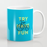 Try have fun Mug