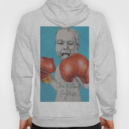The Resiliant Fighter Hoody
