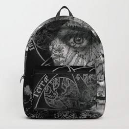 The Eyes of Alchemy Dark Backpack