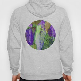 abstract nature // lake district Hoody