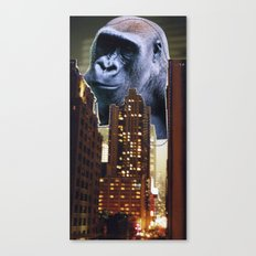 King Kong Canvas Print