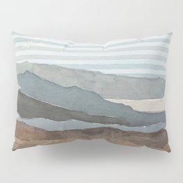 Salton Sea Landscape Pillow Sham