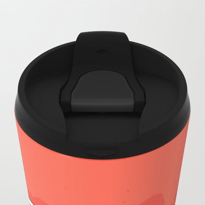 Ride out Metal Travel Mug