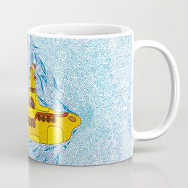 My Yellow Submarine Coffee Mug