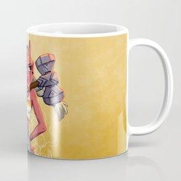 Oni Warrior Coffee Mug