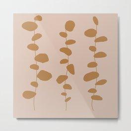 eucalyptus leaves Metal Print