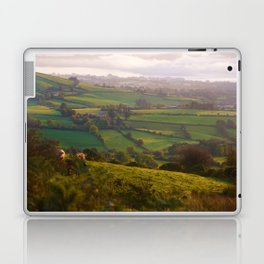 Early Morning Glory Laptop & iPad Skin