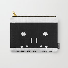 Cassette Tape Play Me Carry-All Pouch