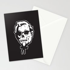 Skull Sanders Stationery Cards