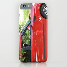 Yorkie Driving iPhone 6s Slim Case