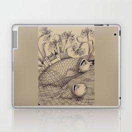 The Golden Fish (1) Laptop & iPad Skin