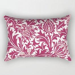 """William Morris """"Thistle"""" 7. Rectangular Pillow"""