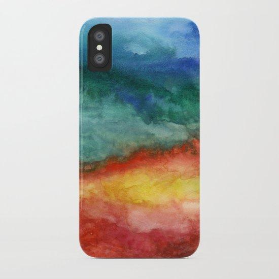 Leaving California iPhone Case