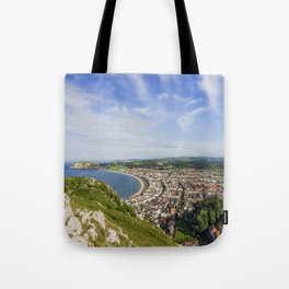Llandudno - Great Orme Tote Bag