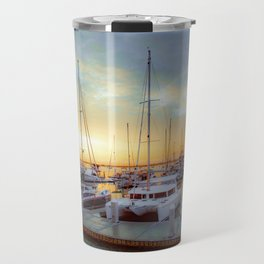 Mantazas Bay Travel Mug