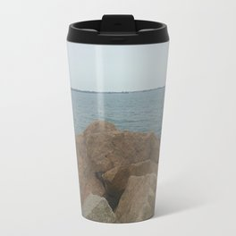 the Rocks at Oyster Bay Travel Mug