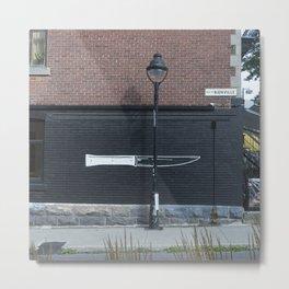 Rue de Bienville Metal Print