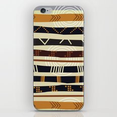 African Tribal Pattern No. 35 iPhone Skin