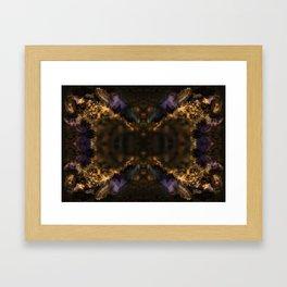 Ornatum Framed Art Print