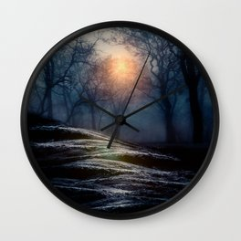 From small beginnings and big endings. Wall Clock