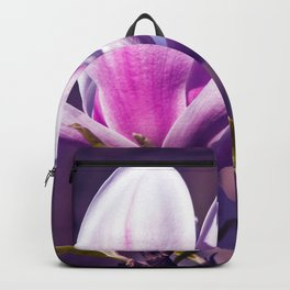 Ultra Violet Magnolia Backpack