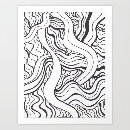 souls Art Print