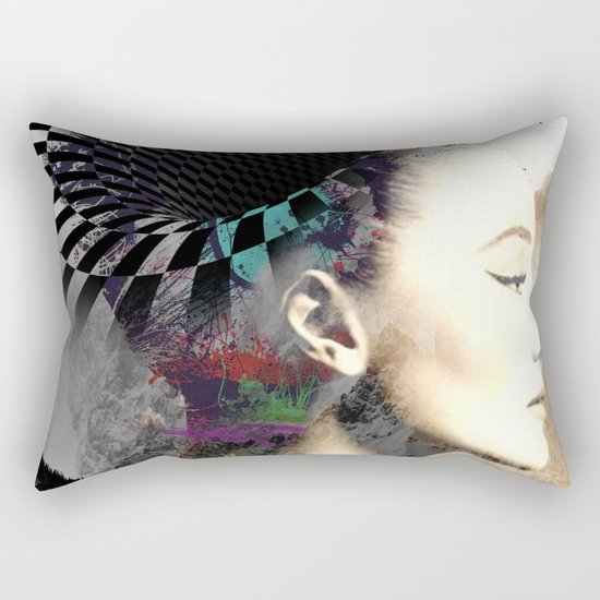 Women 8 Rectangular Pillow
