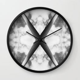 Berlin Television Tower X Picture Wall Clock