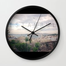 Country Series - Istambul Wall Clock