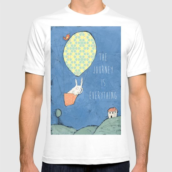 The Journey is Everything T-shirt