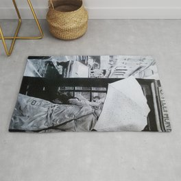 """""""In The City"""" Rug"""