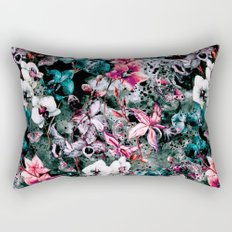Butterfly Valley Rectangular Pillow