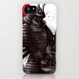 The Rock n' Roll Guardian iPhone Case